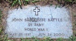 John Bascombe Battle