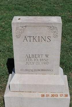 Albert W. Atkins