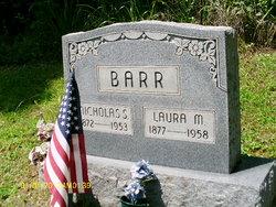 Laura M. <i>Campbell</i> Barr