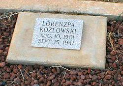 Lorencita <i>Montoya</i> Kozlowski