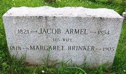 Margaret <i>Brinker</i> Armel