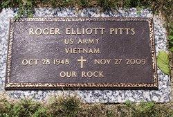 Roger Elliott Pitts