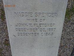 Maggie <i>Spencer</i> Fletcher