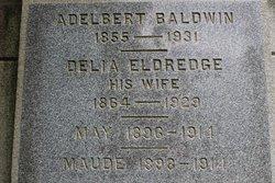 May Baldwin