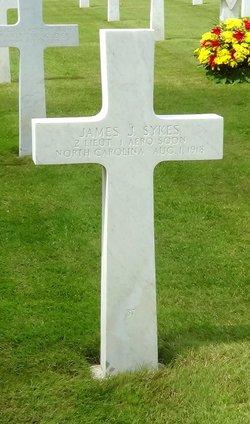 2LT James Jeffrey Sykes