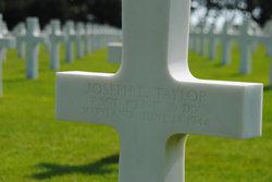 TSgt Joseph E Taylor