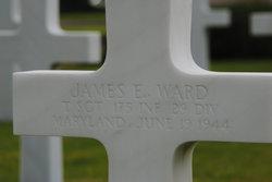 TSgt James E Ward