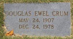 Douglas Ewel Crum