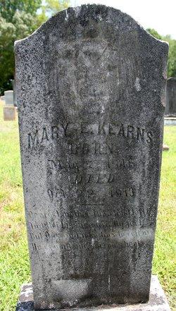 Mary Ellen <i>Welborn</i> Kearns