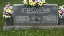 Myrtle D. <i>Brown</i> McDonald