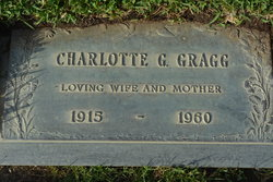 Charlotte Grace <i>Betts</i> Gragg