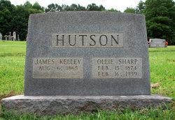 Ollie <i>Sharp</i> Hutson