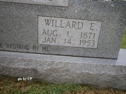 Enos Willard Metcalf
