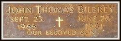John Thomas Tom Bilbrey