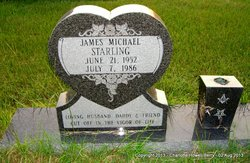 James Michael Mike Starling