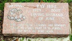Ray Carlen Hill