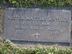 Nester Mattias Antilla