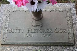 Betty <i>Fletcher</i> Cox