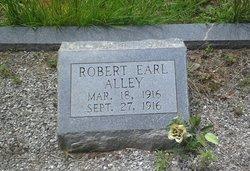 Robert Earl Alley