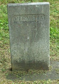 Permelia S. <i>Marsh</i> Wasson
