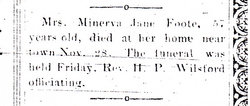Minerva Jane <i>Nard-Foote</i> Ingle