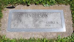 Ruth Irene <i>Foss</i> Anderson