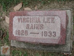 Virginia Lee Rains