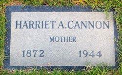Harriet Ann <i>Eagle</i> Cannon
