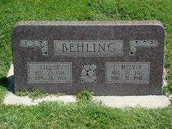 Franz Melvin Behling