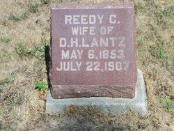 Redeah Cornelia Reedy <i>DePoy</i> Lantz