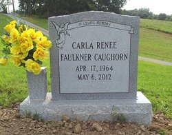 Carla Renee <i>Faulkner</i> Caughorn