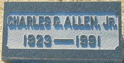 Charles G Allen, Jr