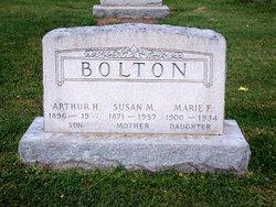 Arthur H Bolton