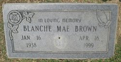 Blanche Mae Brown