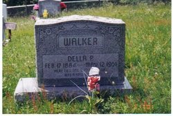 Della Pearl Dellie <i>Walker</i> Walker
