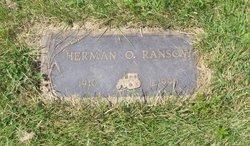 Herman Oliver Ransom
