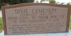 Dixie Cemetery