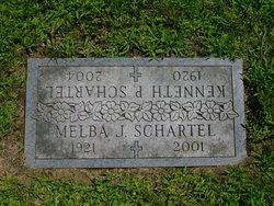 Melba Jane <i>Ferris</i> Schartel