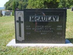 John James Mcaulay