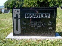 Margaret Nichole Maggie <i>MacLennan</i> Mcaulay
