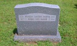 Martha <i>Antone</i> Daher