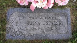 Anna L. <i>Sowa</i> Ospalski