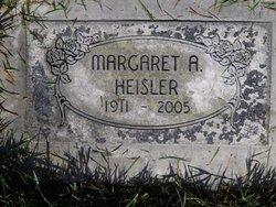 Margaretha <i>Axtman</i> Heisler