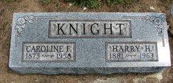 Caroline Florence <i>Gotham</i> Knight