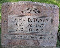 John Denmon Toney