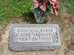 Sydney Glenn Baker