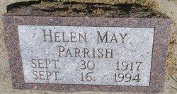 Helen May <i>Pugh</i> Parrish