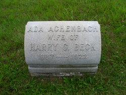 Ada Achenbach