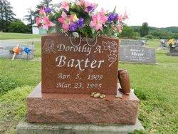 Dorothy A. <i>Smith</i> Baxter