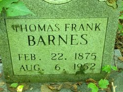 Thomas Frank Barnes